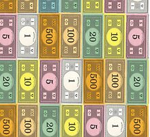 Monopoly Money 1 by jport96