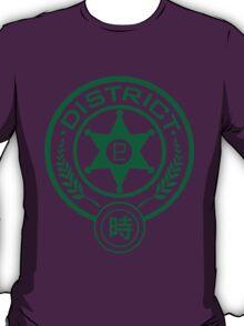 The Senshi Games: Pluto T-Shirt
