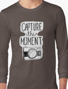 Capture the Moment Long Sleeve T-Shirt