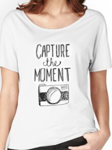 Capture the Moment Women's Relaxed Fit T-Shirt