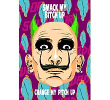 Smack My Dali Up Photographic Print