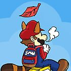 Super High Mario by BMUUNIVERSITY