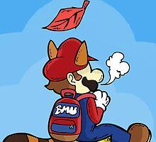 Super High Mario by BMUUNIVERSITY