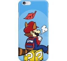 Super High Mario iPhone Case/Skin