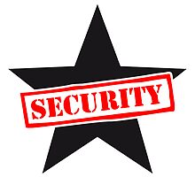 Security Star Stamp by Style-O-Mat