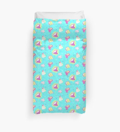 Icecream and Sprinkles Duvet Cover