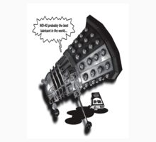 If you were the last Dalek in the Universe what would you do? by Noel Porter
