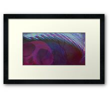 Death9c0 (without QR Codes) Framed Print