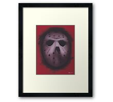 Friday the 13th Framed Print