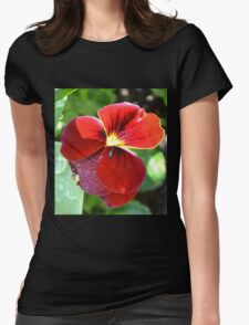 Sparkling Pansy T-Shirt