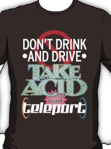 Teleport - Dark T-Shirt