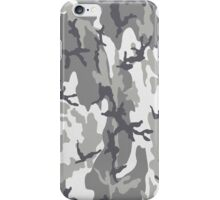 Camouflage - Urban iPhone Case/Skin