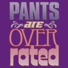 Pants - Pink by VanHogTrio