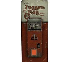 Juggernog Machine by JDew15