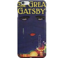 Gatsby iPhone Case/Skin