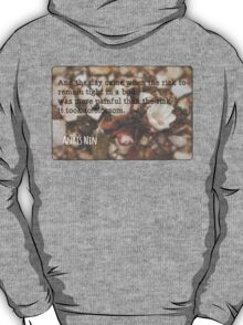 The Risk to Blossom T-Shirt