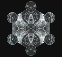 Metatron's Cube by filippobassano