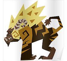 Monster Hunter Rajang Poster