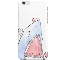 """""""You're Reel-y Cute"""" 2013 Shark Week Phone Case Sans Text iPhone Case/Skin"""