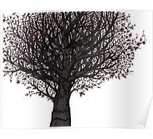Good Night Tree Poster