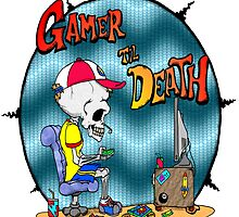Gamer til Death by Skree
