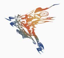 Final Fantasy Tactics Advance Revamped Logo by Jack-O-Lantern