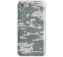 Camouflage - Digital iPhone Case/Skin