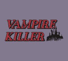 Vampire Killer Revamped Logo by Jack-O-Lantern