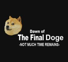 Dawn Of The Final Doge by Jubal Fleetham
