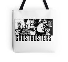 Ghostbusters Comic Book Style Tote Bag