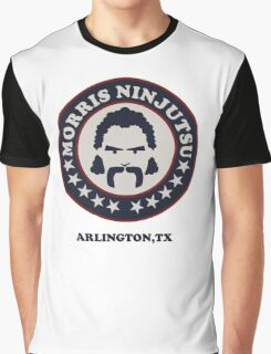 Morris Ninjutsu, Arlington Texas Graphic T-Shirt