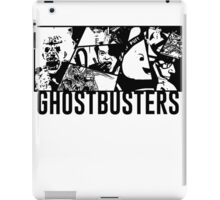 Ghostbusters Comic Book Style iPad Case/Skin