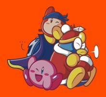 Kirby, Metaknight, Sailor (Waddle) Dee and King Dedede by Jack-O-Lantern