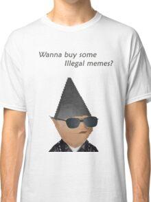 Gnome Child - Illegal Memes Classic T-Shirt