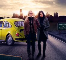 Once Upon A Time (SwanQueen) Sticker