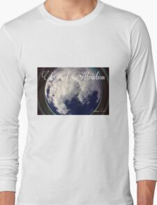 Law of Attraction Long Sleeve T-Shirt