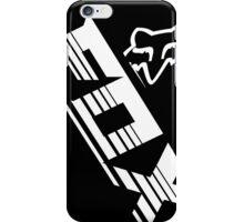 Savant black iPhone Case/Skin