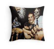 The Salvation Army Throw Pillow