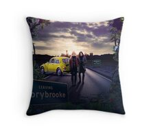 Once Upon A Time (SwanQueen) Throw Pillow