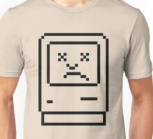 Sad Mac 2 Unisex T-Shirt