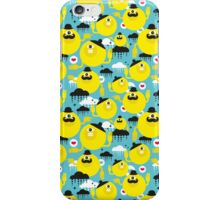 Yellow. iPhone Case/Skin