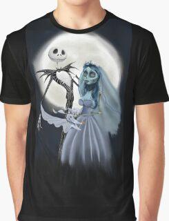 Tim burton mash up Graphic T-Shirt