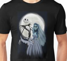 Tim burton mash up Unisex T-Shirt