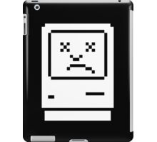 Sad Mac 2 iPad Case/Skin