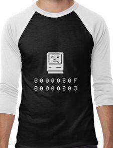 Sad Mac Men's Baseball ¾ T-Shirt
