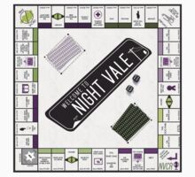 NightVale Monopoly by lingus