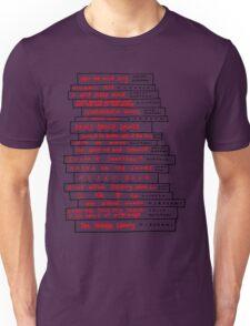 Haruki Murakami Book Fan Unisex T-Shirt