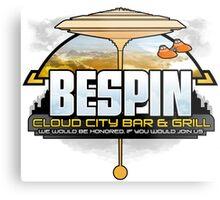 Bespin: Cloud City Bar & Grill Metal Print