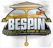 Bespin: Cloud City Bar & Grill Poster