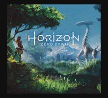 Horizon Zero Dawn by Edward Martinez